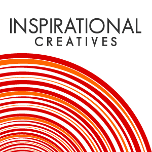 Inspirational Creatives Podcast Cover 300x300 png