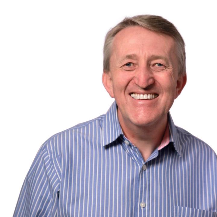 Peter Billingham profile picture smiling